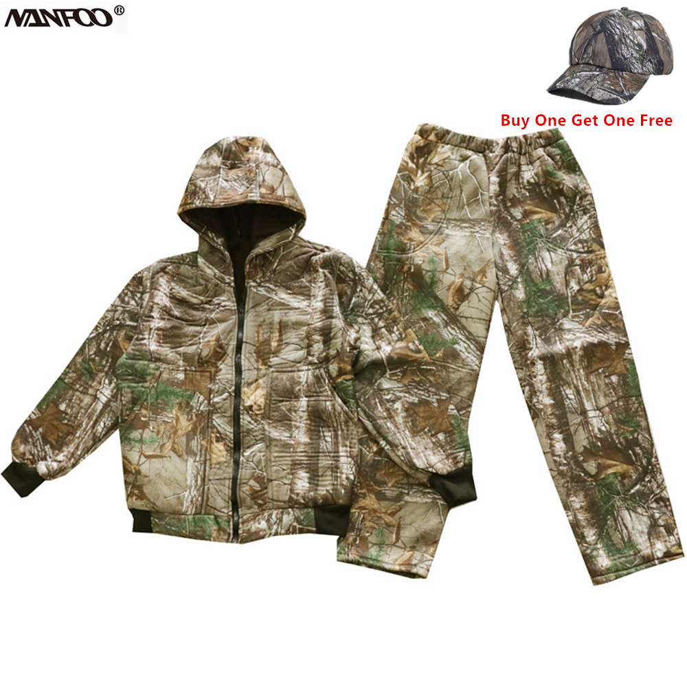 Autumn-Winter-Thicken-Warm-Fleece-Bionic-Camouflage-Hunting-Suit-Jacket-Pants-Tactical-Hiking-Fishing-Clothes-Ghillie_副本_副本