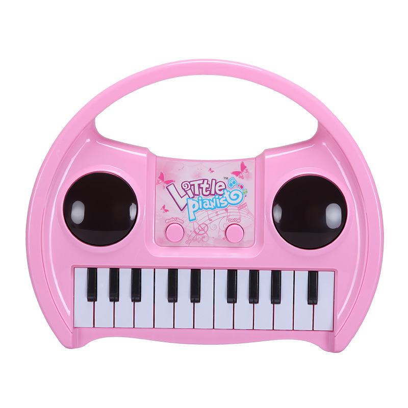 Qiao Wa Item Children Toy Electronic Organ 1-3 Years Old Early Childhood Music ENLIGHTEN Baby Piano Gift Recruit Agents