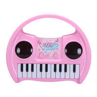 Qiao wa Item Children Toy Electronic Organ 1 3 Years Old Early Childhood Music ENLIGHTEN Baby Piano Gift Recruit Agents
