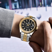 PAGANI Mechanical Watch Men Wrist Automatic Retro W