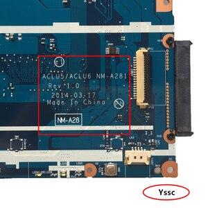 Image 5 - משלוח מהיר, חדש לגמרי, 5B20F77237 NM A281 mainboard עבור Lenovo G50 45 האם מחשב נייד עם E1 6010 מעבד + GPU 100% על אישור בדיקה