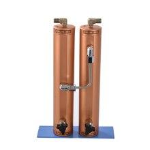 30Mpa воздушный насос высокого давления специальный водный-Масляный спартор портативный воздушный фильтр двойная система фильтрации воздушный компрессор воздушный насос