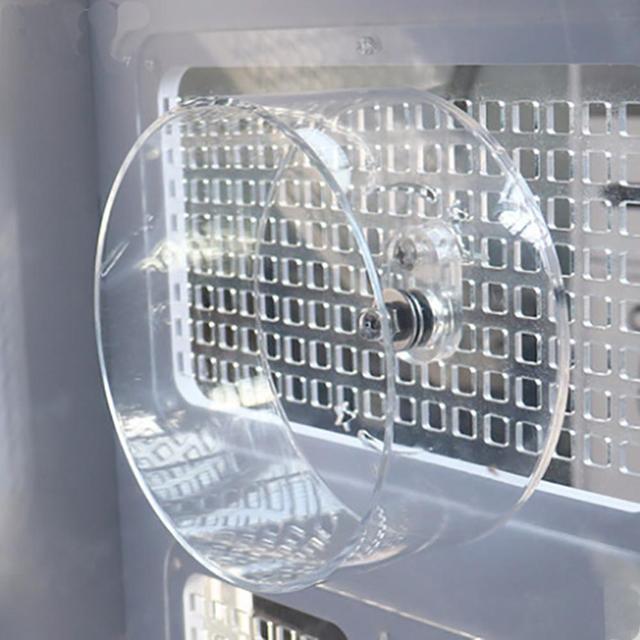 Acrylic Transparent Hamster Running Wheel Treadmill Wheel Running Wheel Running Wheel Pet Supplies 4