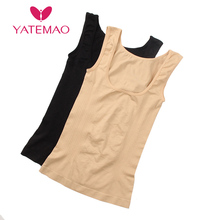 YATEMAO New Shapers Belly Belt Shapwears Body Vest Waist Trainer Slimming Shapewear Weight Loss Shaper Corset
