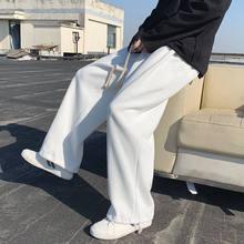 Printemps Survêtement hommes Mode Pantalons Décontractés Hommes Streetwear Coréen Droite Ample Pantalon à Jambes Larges Hommes Joggers Pantalon de Survêtement S-2XL