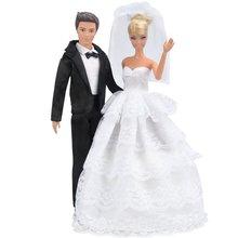 Saleaman Wedding Dress Beautiful Gown Bride Dress Clothes wi