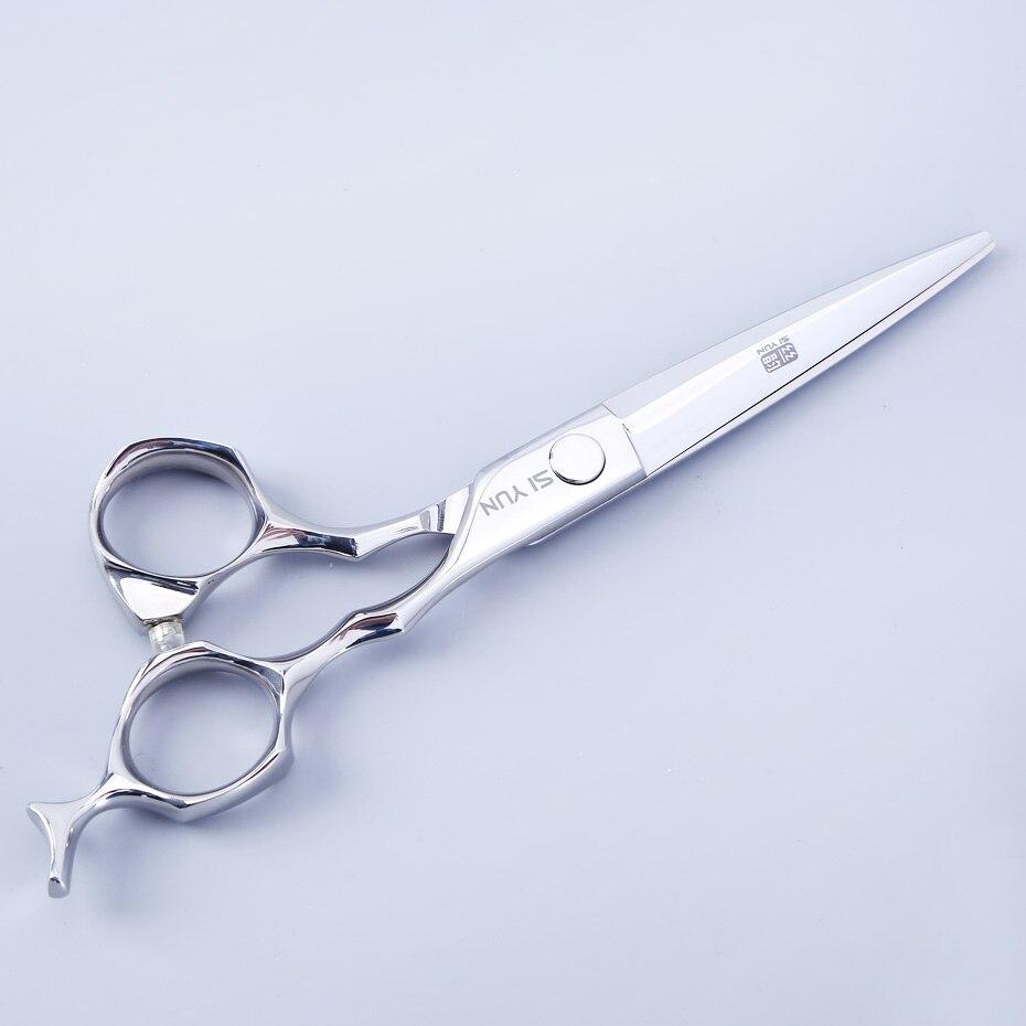 2174.36руб. |SiYun 6,0 дюйма (17,00 см) SS60 модель профессиональных парикмахерских ножниц|scissors hair professional kasho|professional scissors kasho|scissors kasho - AliExpress
