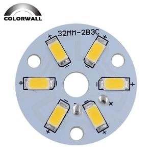 3W 5W 7W 9W 12W 15W 18W 20W 24W 5630/ 5730 jasność światło SMD płyta Led Panel lampy do sufitu PCB z LED