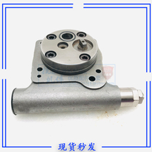 free shipping  Excavator Hydraulic Pump Pilot Pump Gear Pump Oil Pump Assembly Accessories Tail Pump for Komatsu 60-7 PC75UU hydraulic pump for komatsu pc28uu excavator