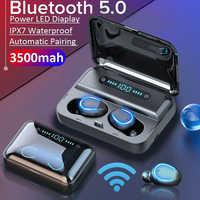 TWS Pro antibruit bluetooth oth5.0 écouteurs Fone de ouvido audifonos casque sans fil casques étanche casque de jeu