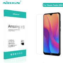 NILLKIN H/H+Pro 9H Tempered Glass For Xiaomi Redmi 8/8A Screen Protector For Xiaomi Redmi 8A Protective Glass Film