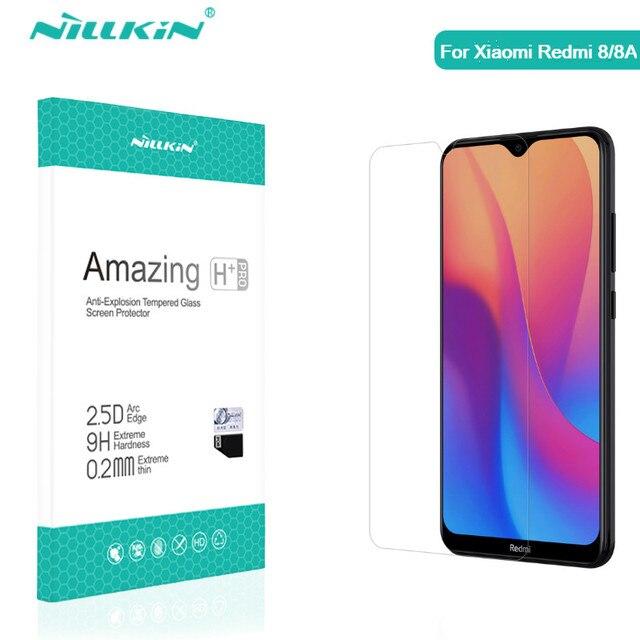 Закаленное стекло NILLKIN H/H + Pro 9H для Xiaomi Redmi 8/8A, защитная пленка для экрана Xiaomi Redmi 8A