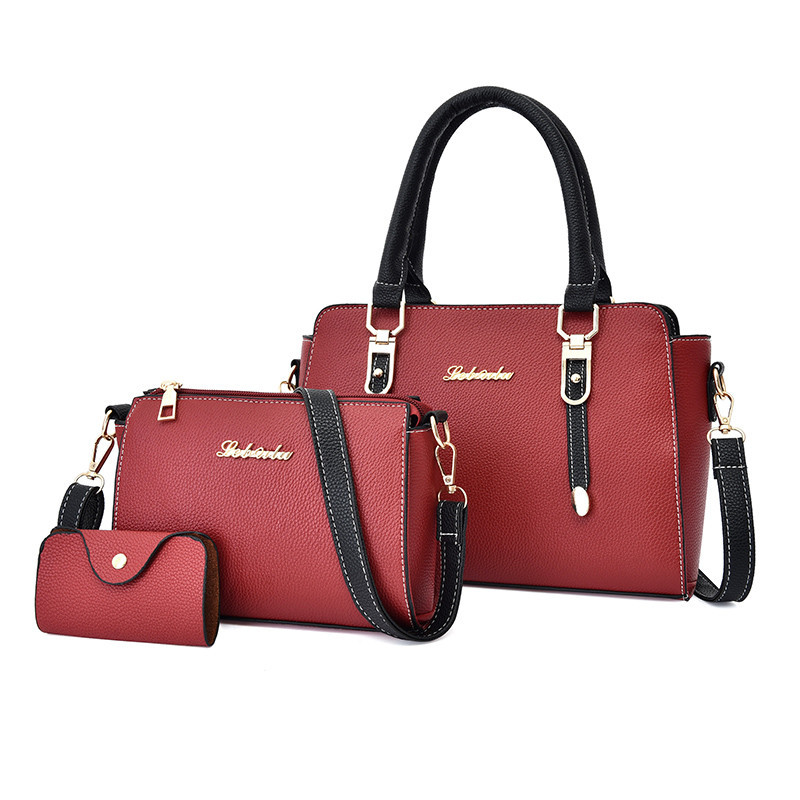 Female Bag Crossbo Phone-Pocket Woman Handbags Shoulder Leather Women Summer Ladies Famous-Brand