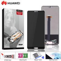 5.8 Original LCD For HUAWEI P20 Display Touch Screen Digitizer Replacement For HUAWEI P20 LCD Display EML AL00 L22 L09 L29