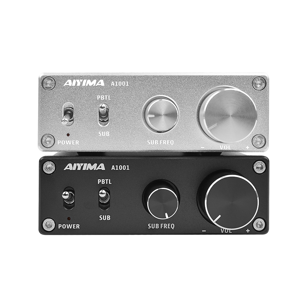 Image 5 - AIYIMA TPA3116D2 wzmacniacz subwoofera klasy D HiFi Mono cyfrowy wzmacniacz Audio wysokiej mocy wzmacniacz 100W DC12 24V kina domowegoWzmacniacz   -
