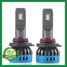 /HL إضاءة أمامية ليد للسيارة H1 H4 H8 H11 HB3 9005 HB4 9006 H7 LED لمبة مرحبا/منخفضة شعاع H11 LED H4 العلوي للسيارة 12 فولت أضواء الضباب مصباح