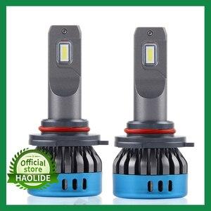 Image 1 - Lâmpada de farol automotivo led, h1, h4, h8, h11, hb3, 9005, hb4, 9006, h7, feixe hi/baixo farol de led h11 h4 para carro 12v, lâmpada de neblina