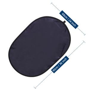 Image 2 - Capsaver 60*90 Cm Opvouwbare Reflector 5 In 1 Multi Disc Photo Reflector 24*35 Inch Draagbare Ovale licht Diffuser Fotografie