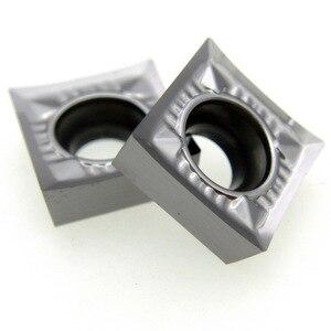 Image 3 - MZG SCGT 120404Z ZPW10 Chato Transformando Pastilhas De Metal Duro de Corte Torno CNC para o Processamento de Alumínio Toolholders SSBCR