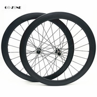 700c wheelset 50x23mm Clincher or Tubular bicycle wheel novatec D411SB D412SB HUB 100X12 142X12 road bike disc carbon wheels
