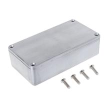 Effect Aluminum Box Metal Electrical Case Guitar Instrument Enclosure DIY Electrical Equipment cheap NONE CN(Origin) 1AA700727 Aluminium