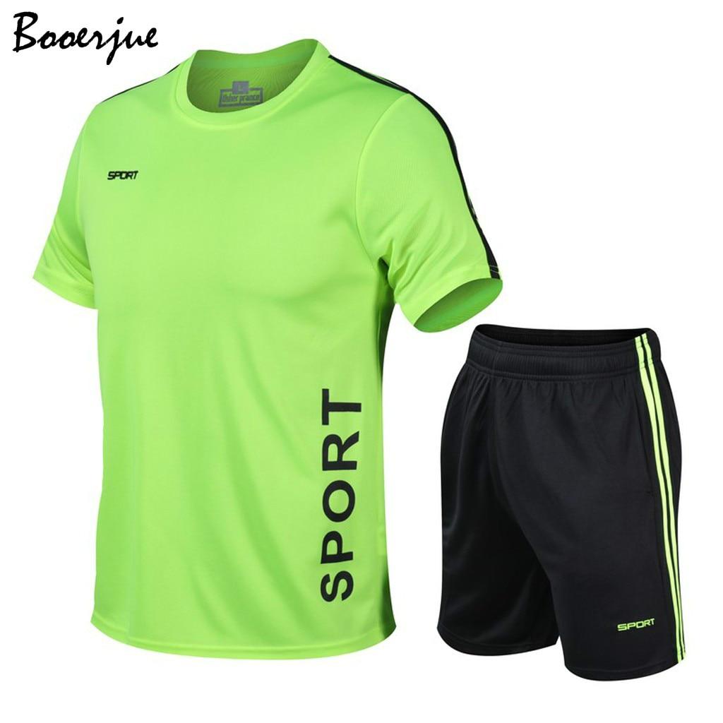 Summer Suit Men Set New Men Outfit Ropa De Hombr Fashion Fitness Suit Tracksuit Men Sweat Suit Jogger Set Pants+Top Jogger Suits
