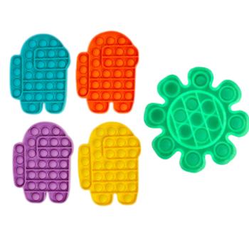 2021 Sensory Pops zabawka nowy Push Pop Pop Bubble zmysłowa zabawka spinner s silikonowe zabawki antystresowe wycisnąć zabawka Pop It zabawka spinner tanie i dobre opinie CN (pochodzenie) MATERNITY W wieku 0-6m 7-12m 13-24m 25-36m 4-6y 7-12y 12 + y fidget toys kids fidget toys Sport simple dimple