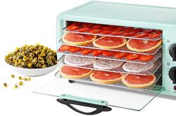 Fully Automatic Dried Fruit Vegetables Herb Meat Machine Household MINI Food Dehydrator Pet Meat Dehydrated 5 trays Snacks Air D