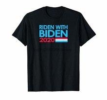 Ropa Riden con Biden 2020 camiseta 9519
