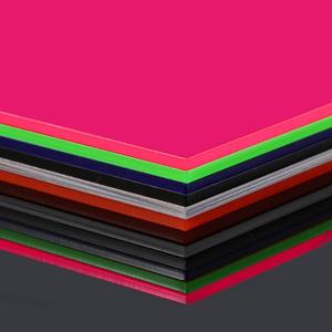 30x20cm Acrylic Board Colored Extruded Plexiglass Perspex Sheet Pmma Plate Thick 0.27cm