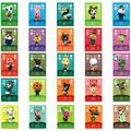 (От 101 до 125) карта для скрещивания животных Amiibo с напечатанной NFC картой совместимый выбор из списка
