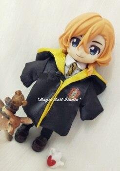 """[OB067] envío gratis 4 """"Obusit11 conjuntos # Harry Potter conjunto apto para 4 pulgadas OB11 112 escala trajes de muñeca para venta al por menor"""