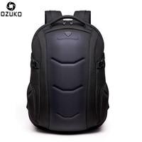 OZUKO Rucksäcke für Männer Wasserdichte Oxford Rucksack Laptop Teenager 15,6 inchMale Mode Schule taschen Jungen Reisetaschen Mochilas