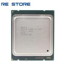 Intel Xeon E5 2690 Processore 2.9GHz 20M di Cache LGA 2011 SROLO C2 CPU 100% di lavoro normale