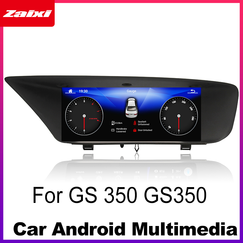 Car Android Radio GPS Multimedia player For <font><b>Lexus</b></font> GS 350 <font><b>GS350</b></font> 2013~2018 stereo HD Screen Navigation Navi Media image