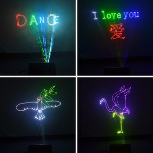 Image 5 - AUCD 40 KPPS 500mW RGB Laser Edit SD ILDA Program Card Projector Lights DMX Animation Scan DJ Show Stage Equipment Lighting
