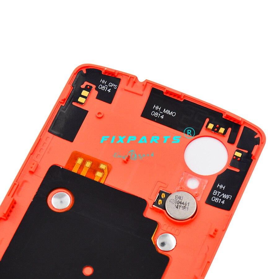 LG Google Nexus 5X Back Battery Cover