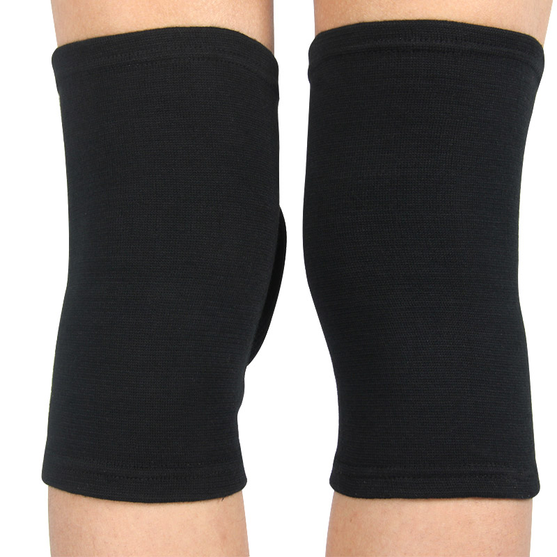 1 Pair Thick Kneepad Extreme Knee Pad Eblow Brace Support Lap Knee Protector For Football Volleyball Cycling Sports SER88