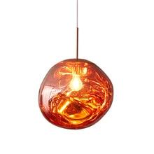 Nordic Living Room Pendant Lamp Designer Post-modern Dixon Creative Restaurant Cafe Lava Glass Pendant Light