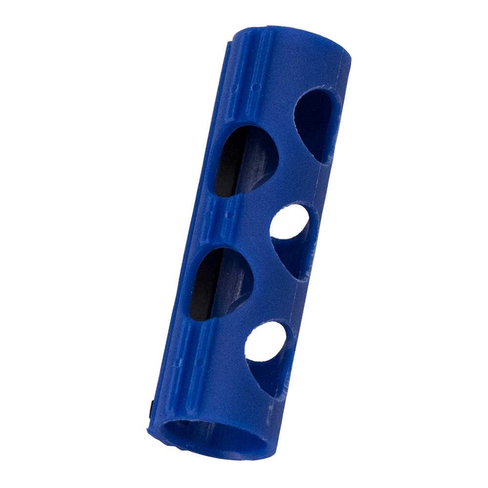 Hot Koop Blue Fibre Reinforced Volledige Staal 14/15 Tanden Zuiger Voor Airsoft M4 Ak G36 MP5 Versnellingsbak Ver 2/3 Aeg paintball Accessoires
