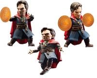 EGG Marvel Original Doctor Strange Cute PVC Action Figure Model Toy Doll Gift