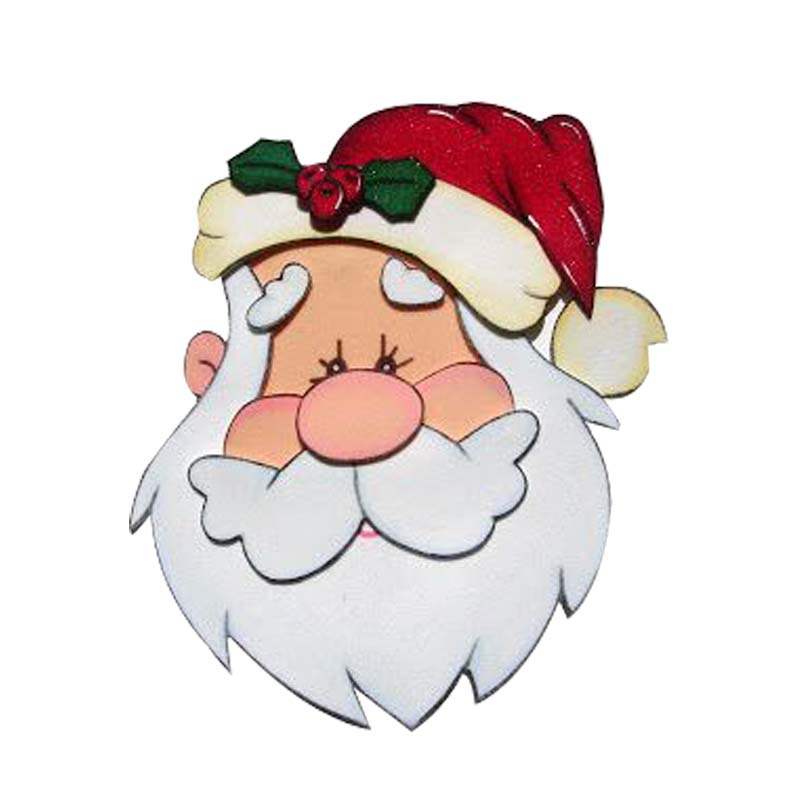 Santa Claus Metal Cutting Dies For Scrapbooking Dies Metal Nouveau Arrivage 2019