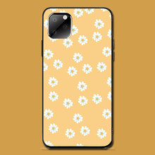 цена на Korea Style for Iphone XR 11Pro Max Ip7 8Plus 6 6s Case Cute Flowers silicon Tpu Soft Black Case Full Protective Back Cover