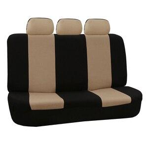 Image 3 - Carnong universel housse de siège de voiture protecteur véhicule automobile mode doux confortable quatre saisons auto siège couverture protecteur