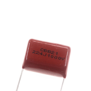 10pcs CBB21 20MM CL CBB Metal film capacitance 224 223 333 473 1000V 1600V 0.22UF 22NF 33NF 47NF 0.22UF 0.33UF 0.47UF