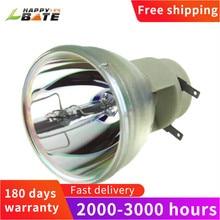 HAPPYBATE Replacement Projector Lamp bulb for 5811117901 SVV for VIVITEK D803W 3D H1185HD D910HD P VIP 240/0.8 E20.8
