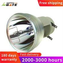 HAPPYBATE yedek projektör lamba ampulü için 5811117901 SVV VIVITEK D803W 3D H1185HD D910HD P VIP 240/0.8 E20.8