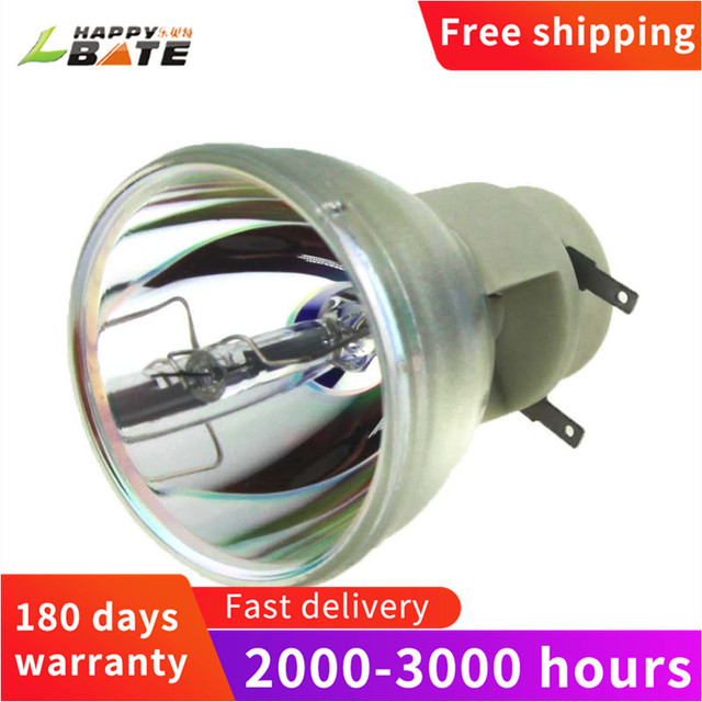 Replacement Projector Bare Bulb LG BS275 BS 275 BX275 BX 275 AJ LBX2A Projector Lamp Bulb P vip180/0.8 e20.8 with 180 days
