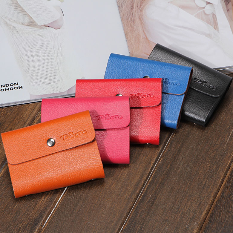 The New 2019  Card Lovely Lady Card Bag Wholesale Card Holder
