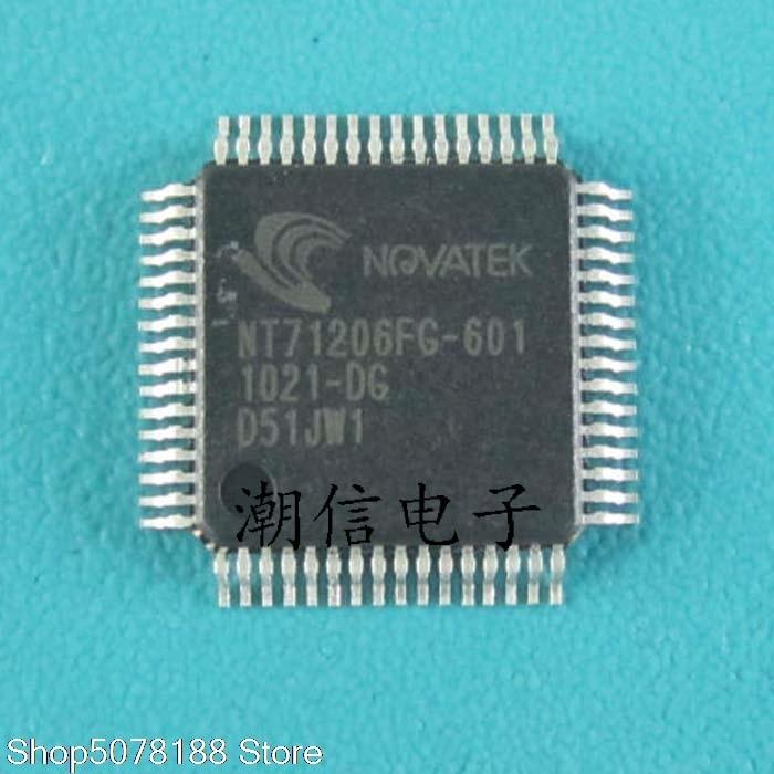 5 قطع NT71206FG-601 QFP-64